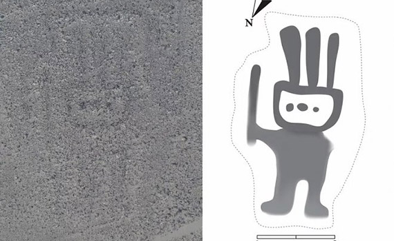 Artificial Intelligence Discovered 143 New Geoglyphs on the Nazca Plateau