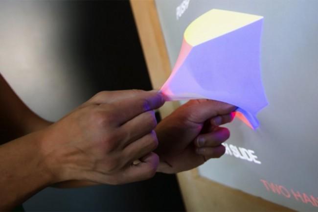Təsviri dartaraq ekrandan kənara çıxarmağa imkan verən yeni texnologiya hazırlanıb