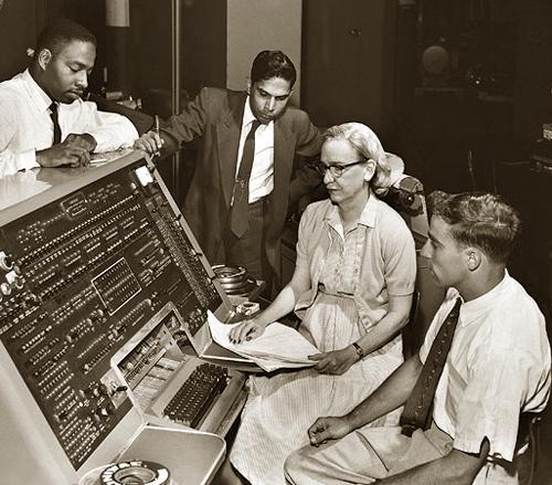 Qreys Mürrey - COBOL proqramlaşdırma dilinin ixtiraçılarından biridir