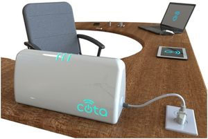 Cota By Ossia Aims To Drive A Wireless Power Revolution