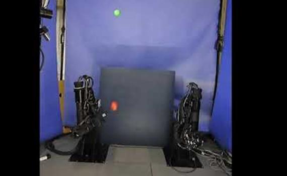 "Robot cütlük toplarla ""jonqlyorluq edir"""