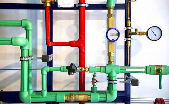Patented robot for diagnostics and repair of gas pipelines