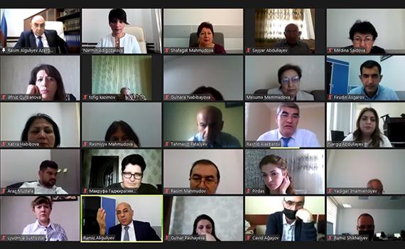 Doktorant və dissertantların elmi fəaliyyətinin monitorinqi davam etdirilir