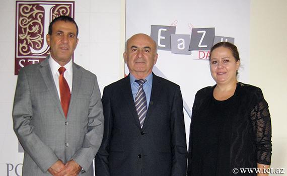 AMEA İnformasiya Texnologiyaları İnstitutunun əməkdaşı İstanbulda ezamiyyətdə olub