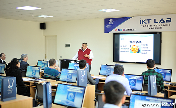 Local professionals trained for information security to be given international certificates