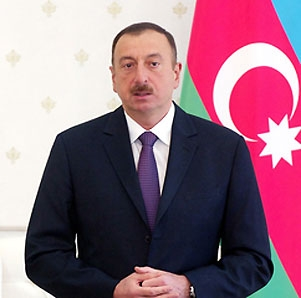 Azərbaycan alimlərinin birinci qurultayının iştirakçılarına