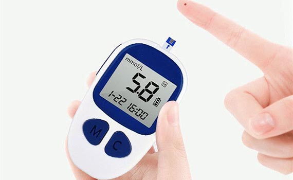 Measuring blood sugar will be easy and painless.