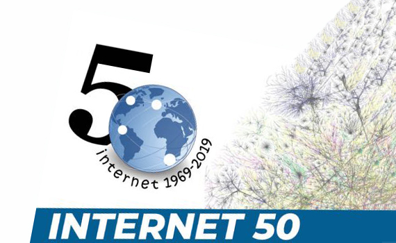 50 years have passed since the creation of the Internet