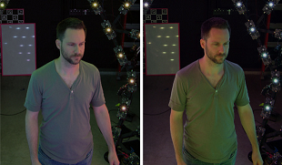 Google has learned to realistically transfer a person into a virtual environment