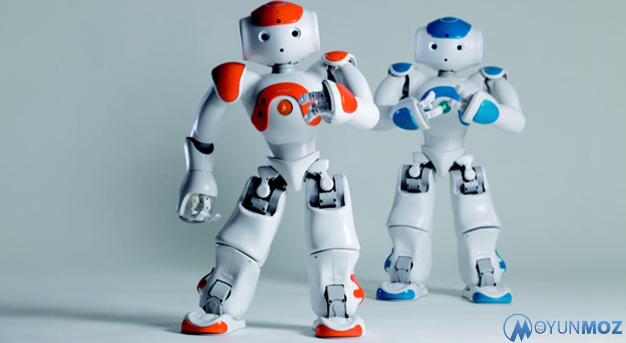 Gözlərin hərəkəti ilə robotların idarə olunmasına imkan verən proqram təminatı hazırlanıb