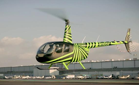 Ticarət uçuşları üçün ilk pilotsuz vertolyot hazırlanıb
