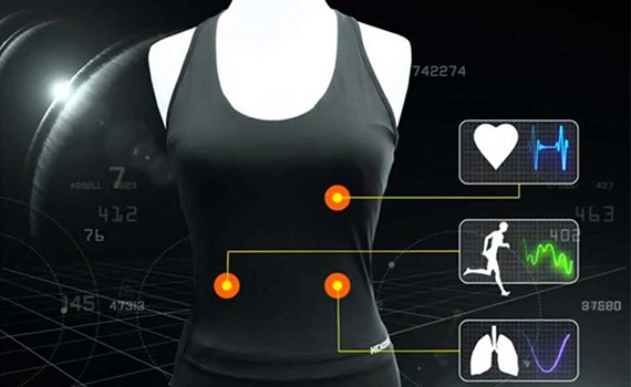 Scientists have created a smart T-shirt that will help control lung diseases