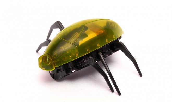 Flocks of microbots will replace utility repairmen in the UK