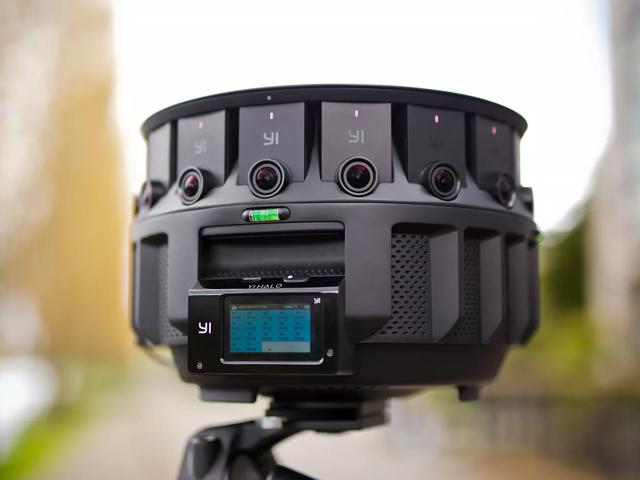 """""""Google"""" innovativ VR-kamerasını təqdim edib"""