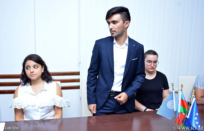 ,The Institute has a meeting with the master degree students enrolled in the 2019/2020 academic year