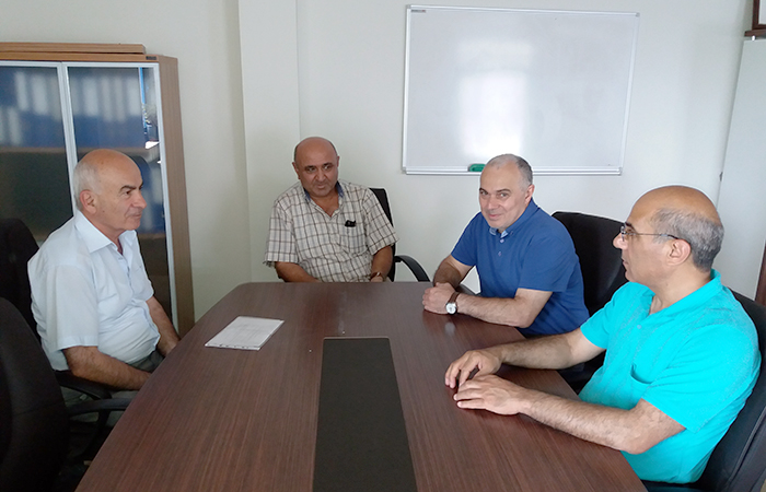 ,Scientific-theoretical and practical issues of e-science were discussed at Ankara University