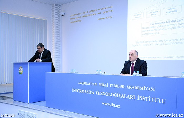 ,The current state of ICT training in the Republic discussed
