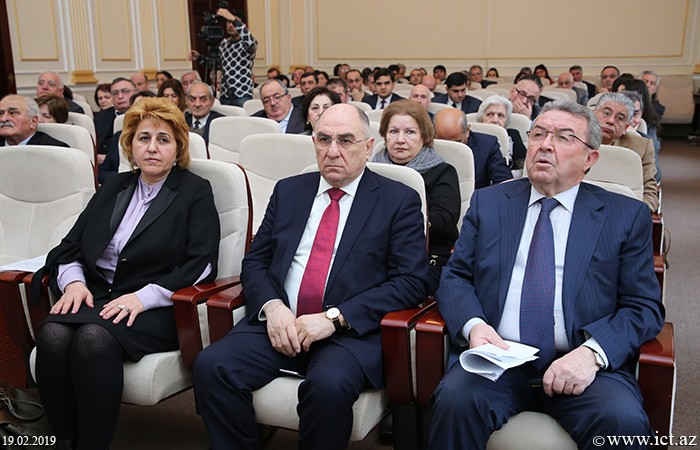 ,A meeting on the improvement of the scientific publications of ANAS held