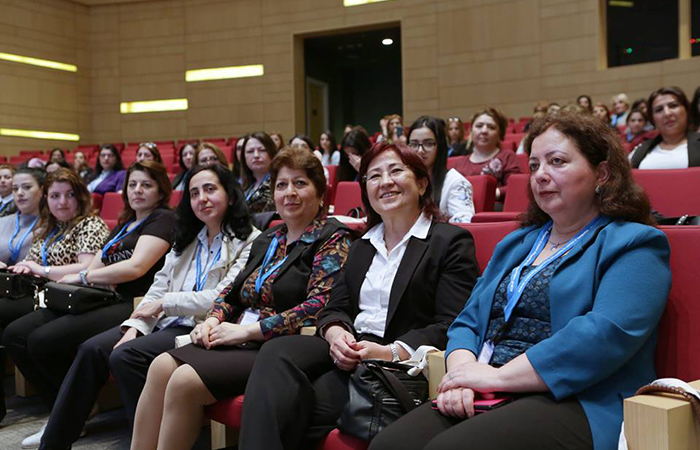 """,Employees of the Institute participated in the event titled """" Ada's Legacy: Women in Informatics"""""""