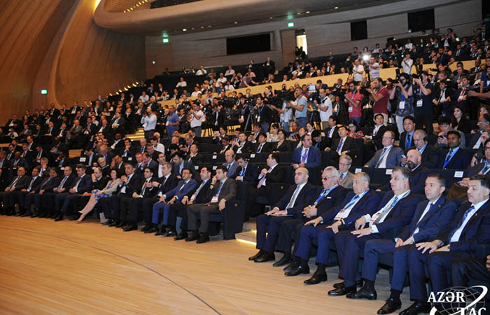 ,Baku hosting IT Conference and Exhibition of World Customs Organization