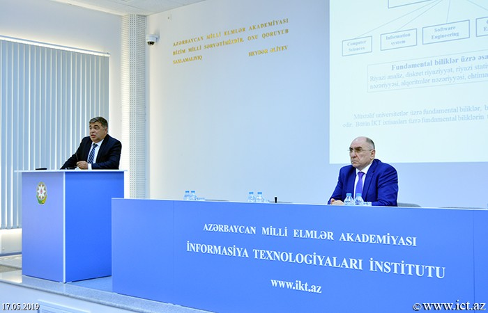,The Institute of Information Technology celebrated May 17 - the World Telecommunications and Information Society Day