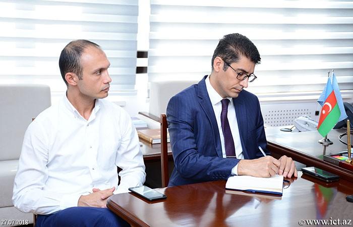 ,AzScienceNet və Azərbaycan Təhsil Şəbəkəsi arasında əməkdaşlıq əlaqələri genişləndirilir