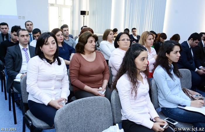 ,AMEA İnformasiya Texnologiyaları İnstitutunda Beynəlxalq İnformasiya Təhlükəsizliyi gününə həsr olunmuş elmi seminar keçirildi