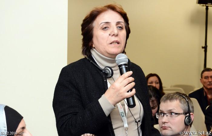""",İnstitutun əməkdaşı """"Bakutel 2014"""" çərçivəsində keçirilmiş seksiya iclasında çıxış edib"""