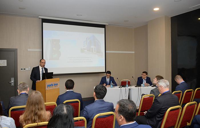 ,Intelligent transport system discussed in Baku