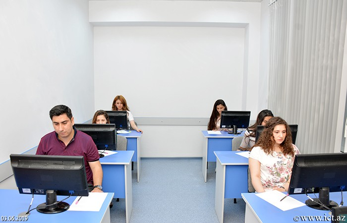 ,Session exams of the Institute's Master's students  launched