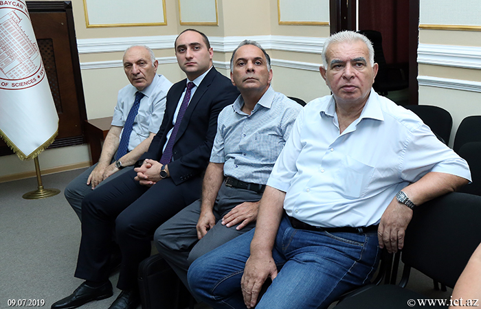 ,Multidisciplinary problems discussed at the Bureau Meeting of Department of Physical, Mathematical and Technical Sciences