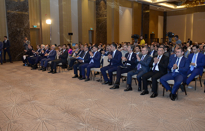 ",Forum ""Made in Azerbaijan: Innovations and Technologies"" held"