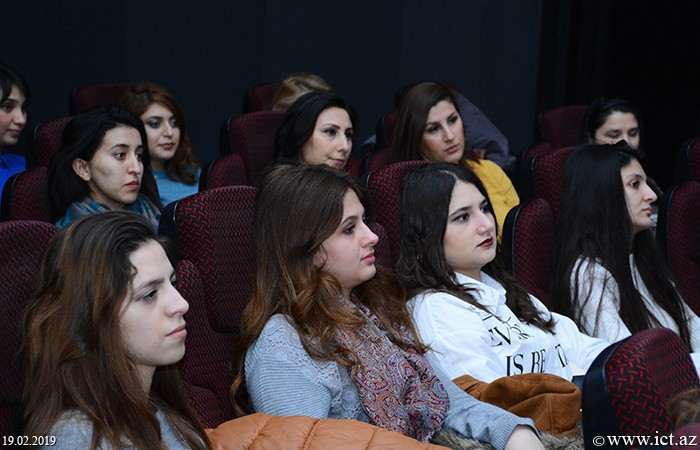 """,The youth of the institute participated in the """"Supermoon"""" event dedicated to the Day of Science"""