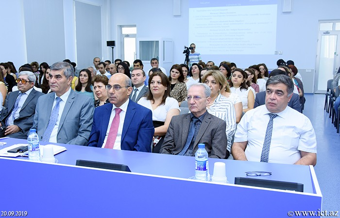 ",Academician Rasim Aliguliyev: ""Our main goal is the further development of the scientific potential of the institute"""