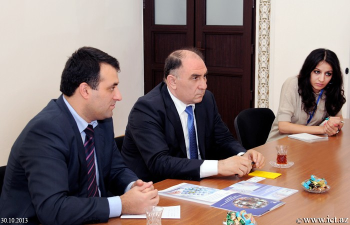 ,Cooperation relations between UNESCO and the Institute of Information Technology developed