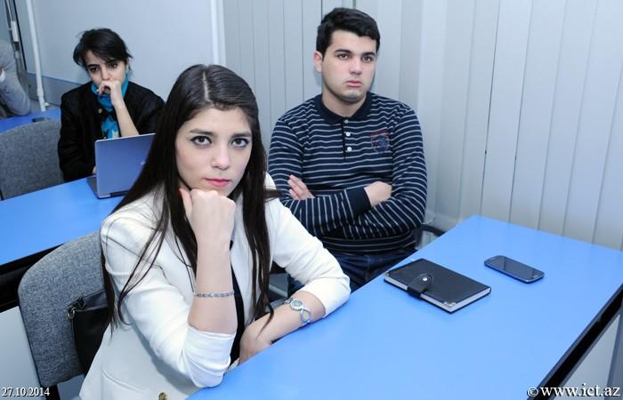 """,""""Onlayn Media 2014"""" layihəsi çərçivəsində keçirilən təlimlərə start verildi"""