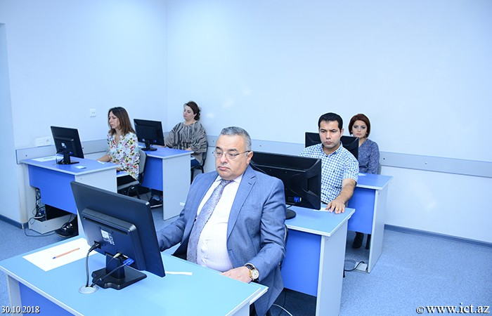 ,Training Innovation Center hosted externship doctoral examinations