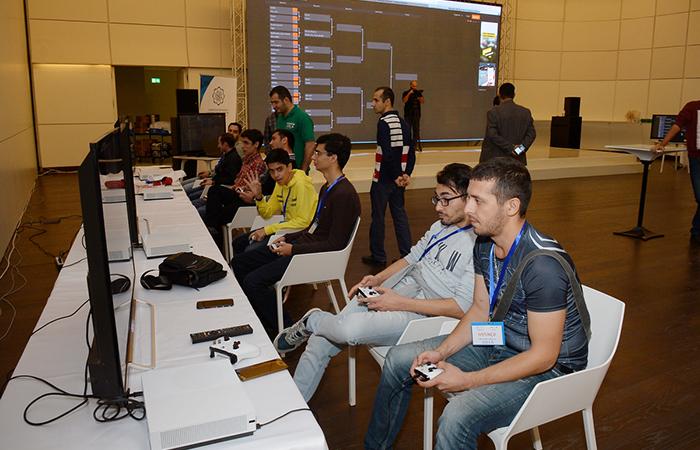 """,Baku Open Cyber Cup """"tournament"""