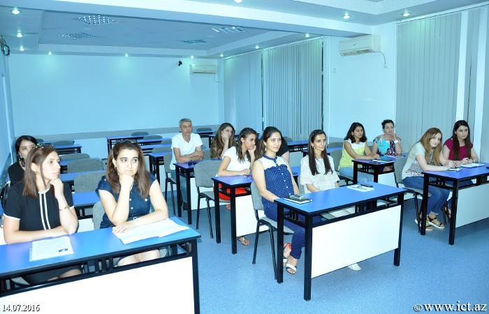 ,Viki-Mərkəzdə növbəti təlim kursları başa çatdı