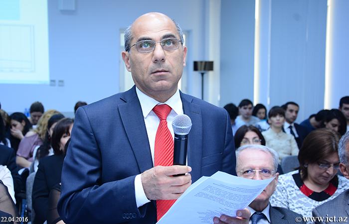 ,İnformasiya Texnologiyaları İnstitutunda növbəti elmi seminar keçirildi