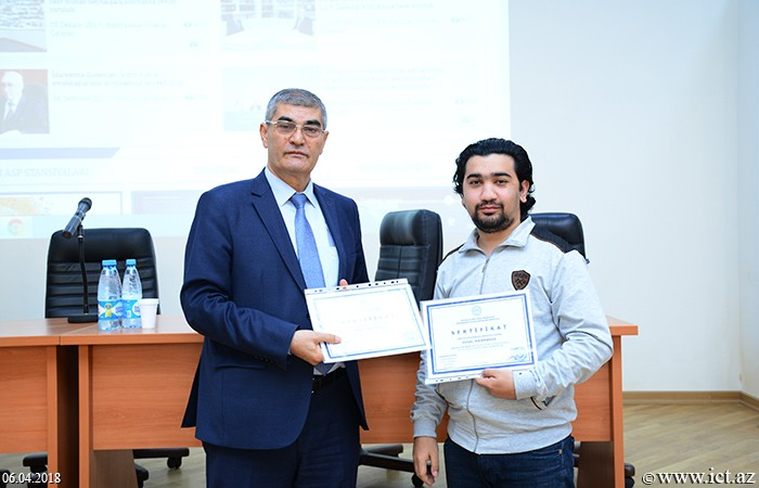 ,New version of the web-site of the Institute of Control  Systems of ANAS presented