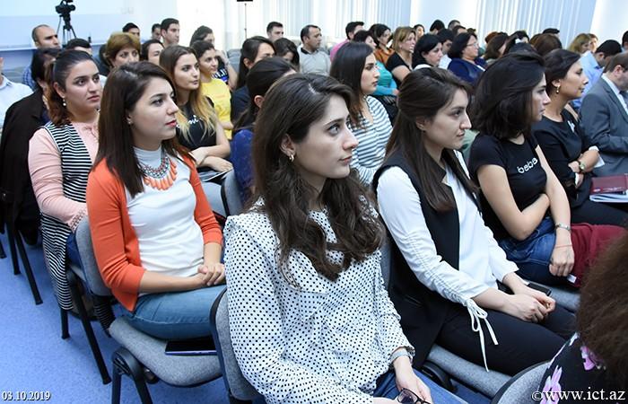 İnformasiya Texnologiyaları İnstitutu,İnstitutda beynəlxalq elmi jurnallarda məqalələrin yazılması qaydalarına dair seminar keçirildi
