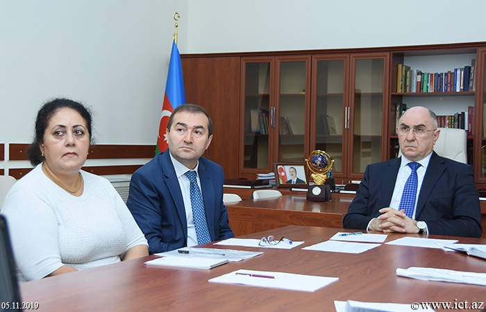 "Scientific seminar on ""Electronic governmernt building and citizen satisfaction""  held"