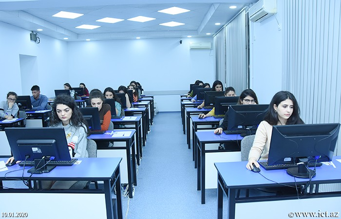 ict.az,AMEA-nın magistrantlarının sessiya imtahanlarına start verildi