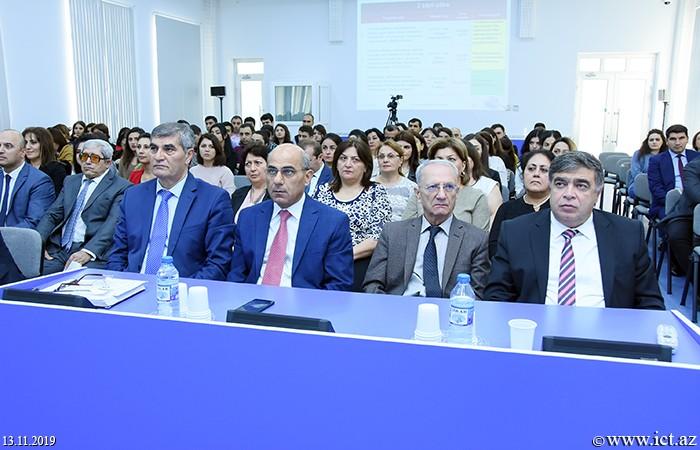 AMEA İnformasiya Texnologiyaları İnstitutu, ikt.az, ict.az,,Next meeting of the Scientific Board was held at the Institute