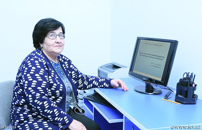 ict.az, ikt.az, AMEA İnformasiya Texnologiyaları İnstitutu, AMEA İTİ,Elektron təhsil mühitinin intellektuallaşdırması üzrə Data Mining imkanları araşdırılıb