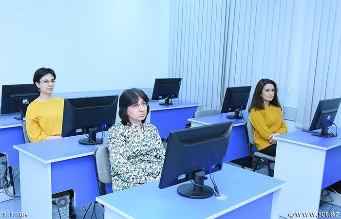 AMEA İnformasiya Texnologiyaları İnstitutu, ict.az,Elektron mühitdə pasiyentlərin fərdi məlumatlarının mühafizəsinin aktual problemləri araşdırılıb