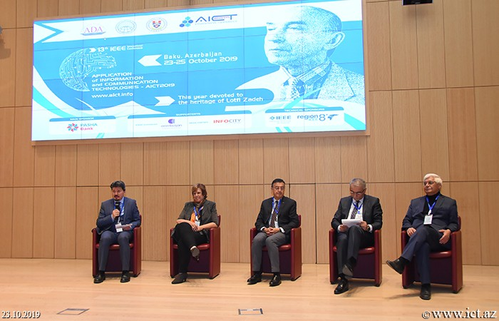 ict.az, ikt.az, AICT 2019,Current and future trends in ICT application and its impact on society