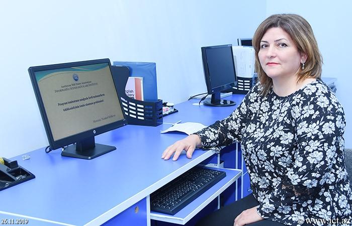 AMEA İnformasiya Texnologiyaları İnstitutu, ikt.az, ict.az,Proqram təminatının sınağında fərdi məlumatların təhlükəsizliyinin təmin olunması problemləri araşdırılıb