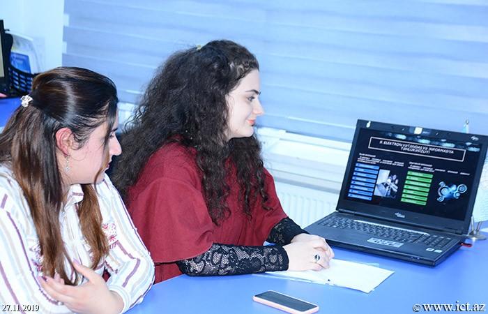 ict.az, ikt.az, AMEA İnformasiya Texnologiyaları İnstitutu, AMEA İTİ, Институт информационных технологий, Institute of Information Technology,E-vətəndaşın fərdi məlumatlarının təhlükəsizliyi problemləri araşdırılır